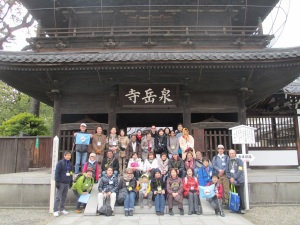 探訪2(泉岳寺)